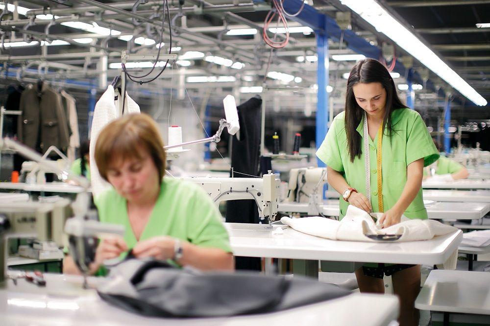 Производство Zara