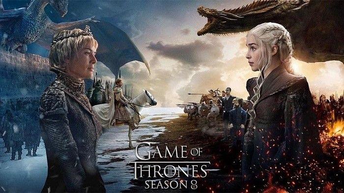 Игра престолов 8-го сезона в гугл