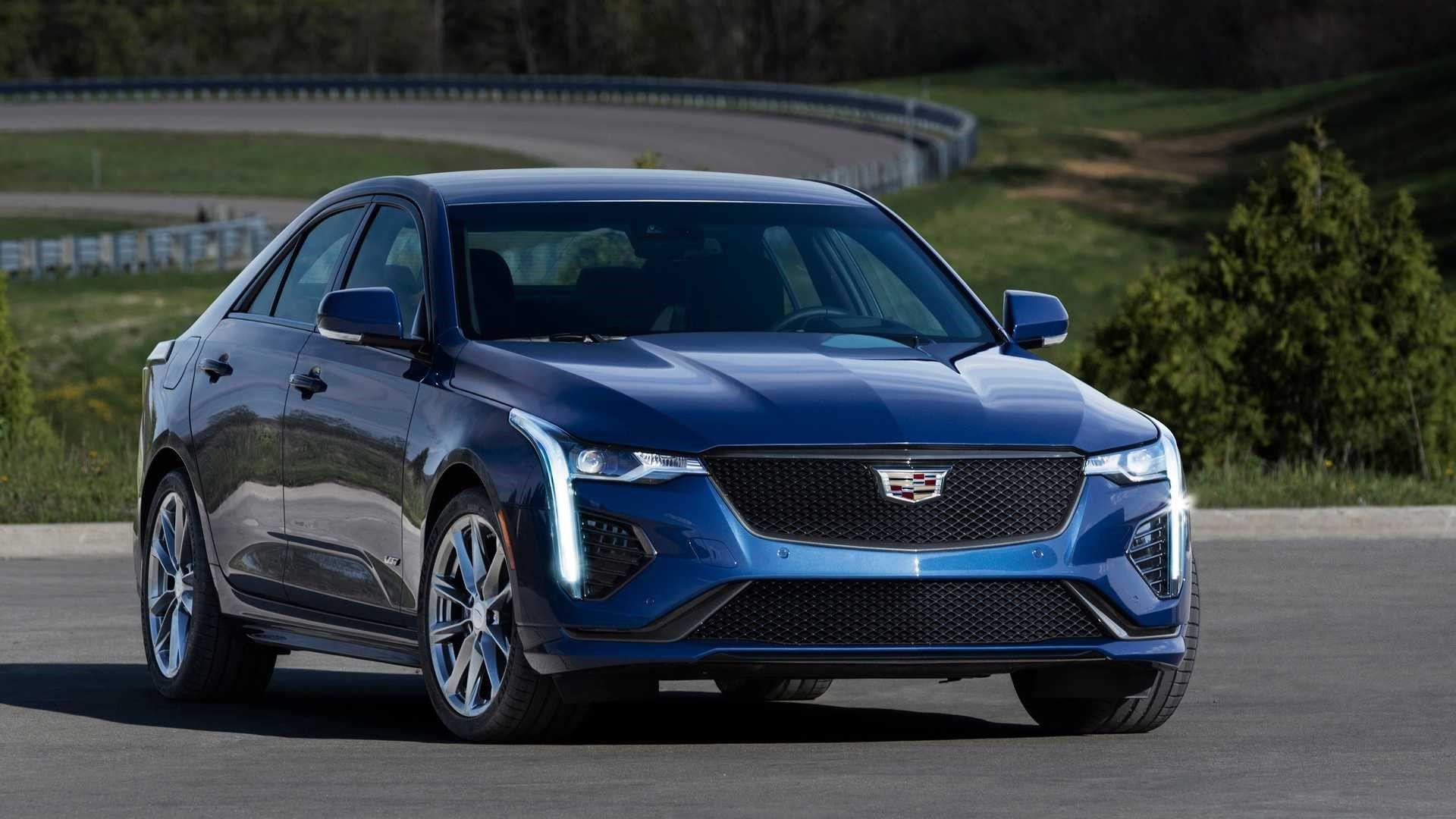 2020 Cadillac CT4 / CT4-V