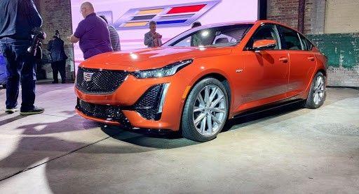 2020 Cadillac CT5 / CT5-V