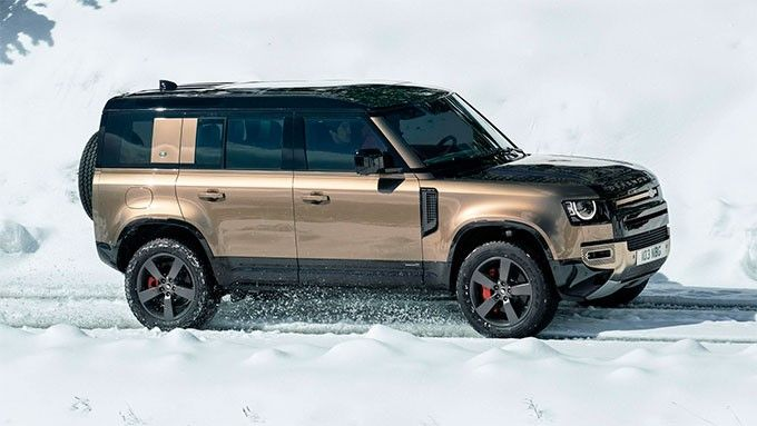 2020 Land Rover Defender