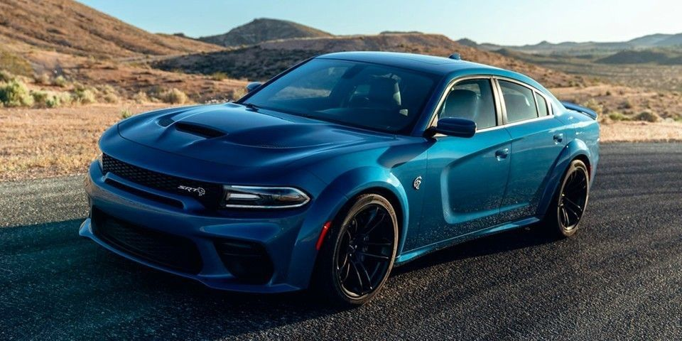 Dodge Charger Hellcat 2020
