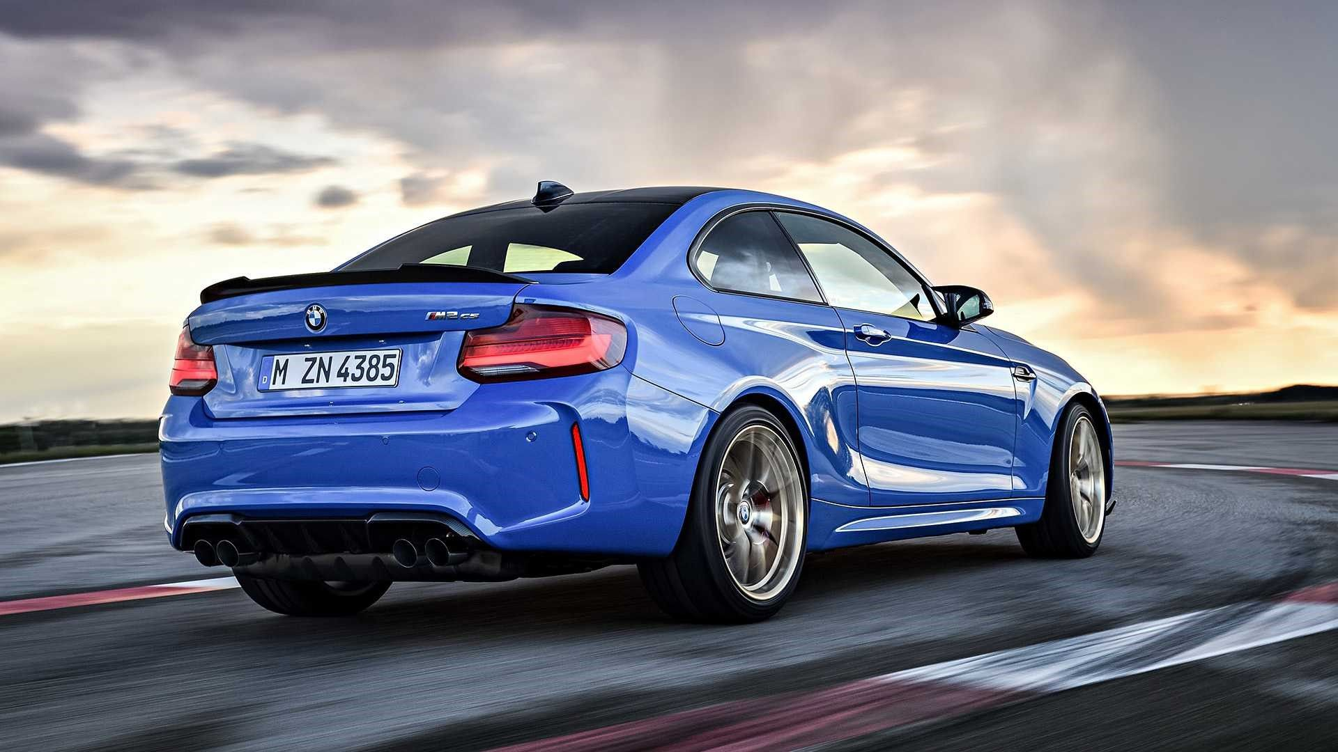 Gran Coupe, BMW M2 CS
