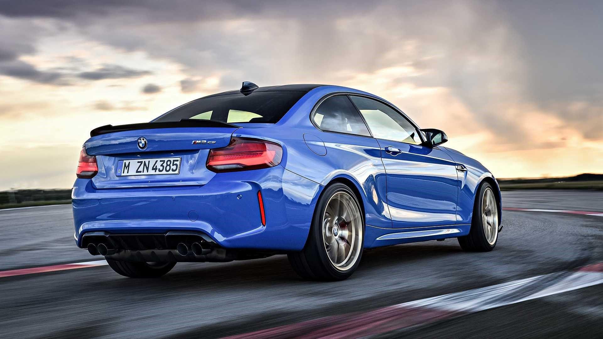 Gran Coupe, BMW M2 CS
