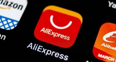 Популярность AliExpress