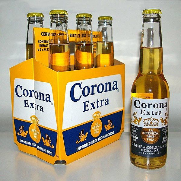 Корона пиво