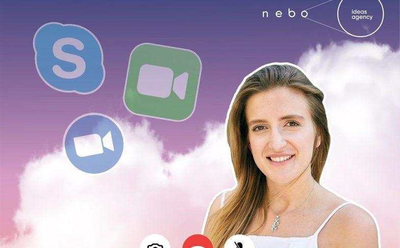 Ольга Нестеренко — управляющий партнер Nebo ideas agency