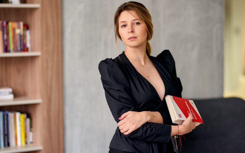 Светлана Павелецкая