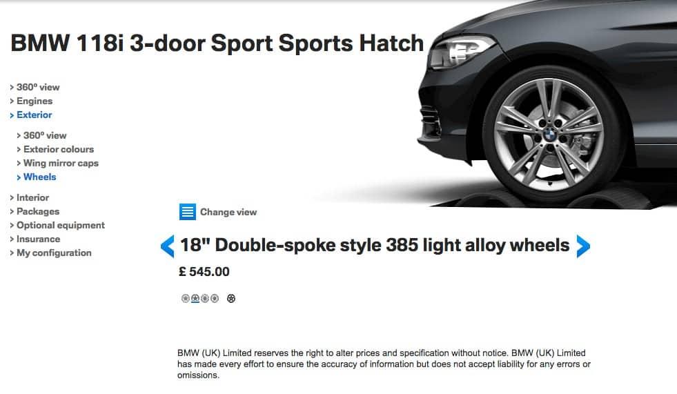Допродажи у BMW