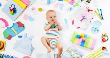 Рынок детских товаров