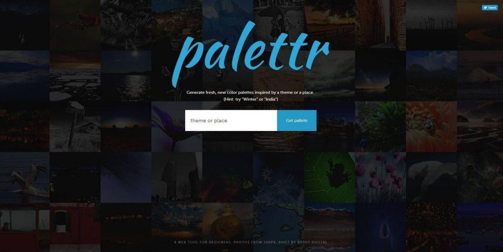 Palettr