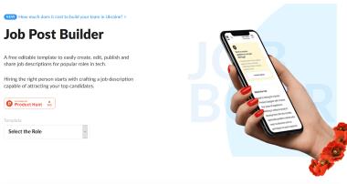 конструктор вакансій Job Post Builder