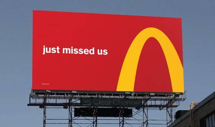 McDonald's: история