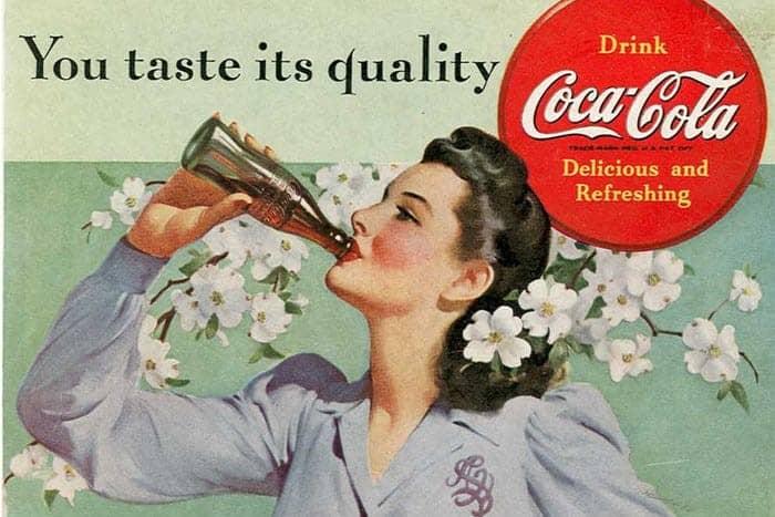 coca-cola в сердцах