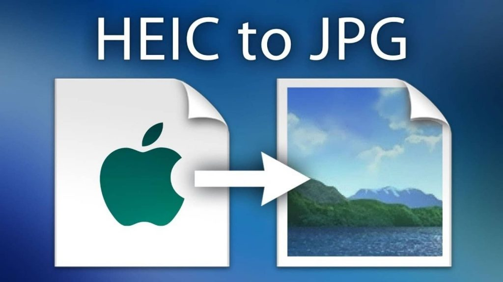 from heic to jpg