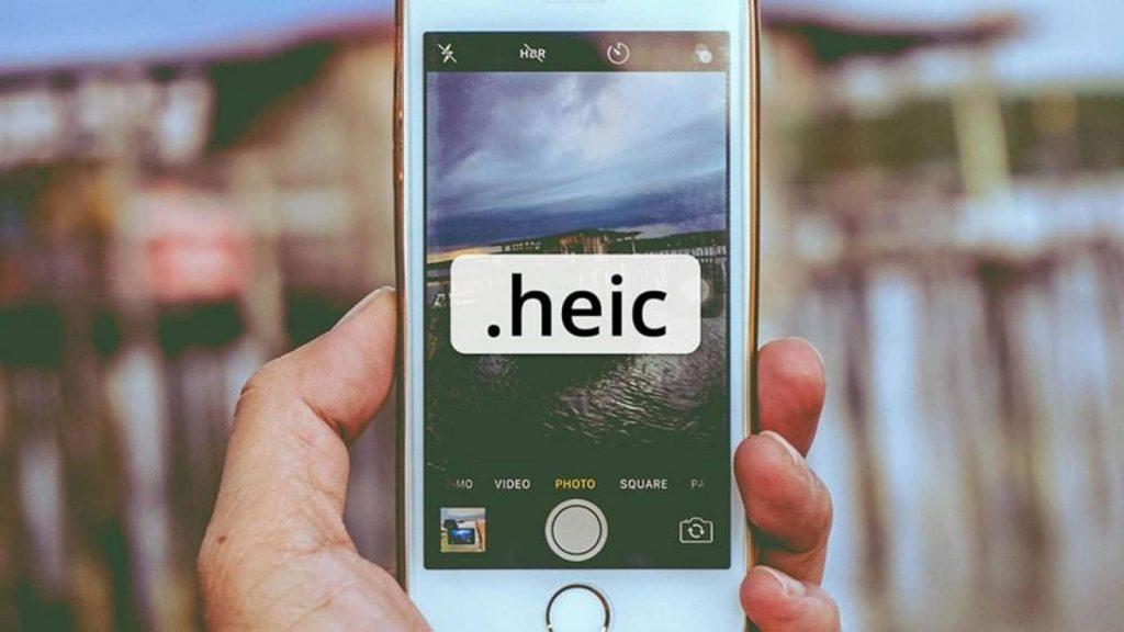 HEIC формат
