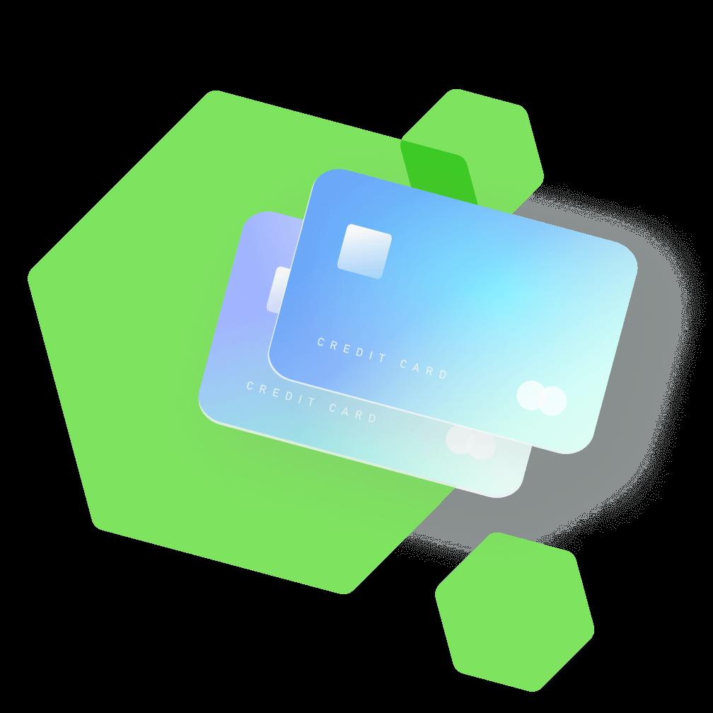 Расчет банковскими картами на сайте