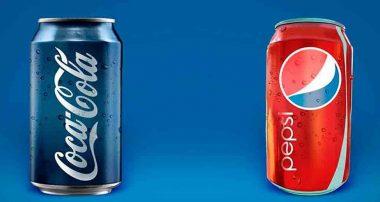 Пепси кока
