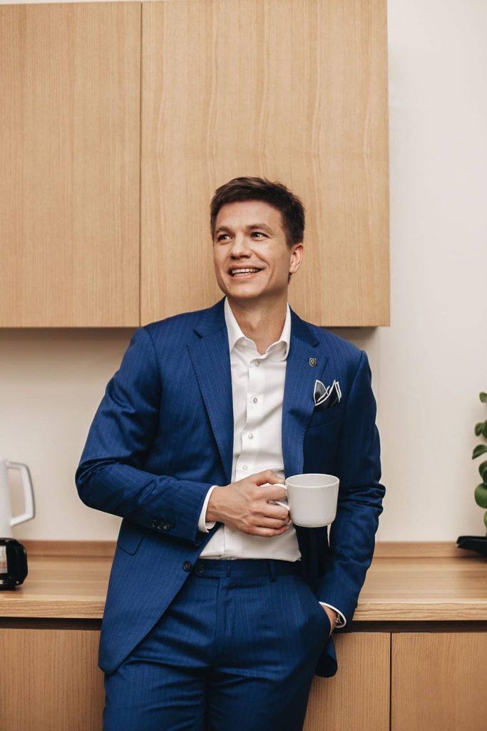 Георгій Курбанов, co-founder агенції стратегічного маркетингу Who Are You