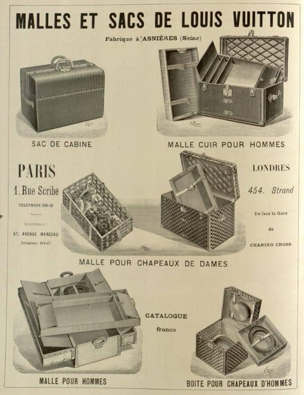 Louis Vuitton - історія успіху бренду