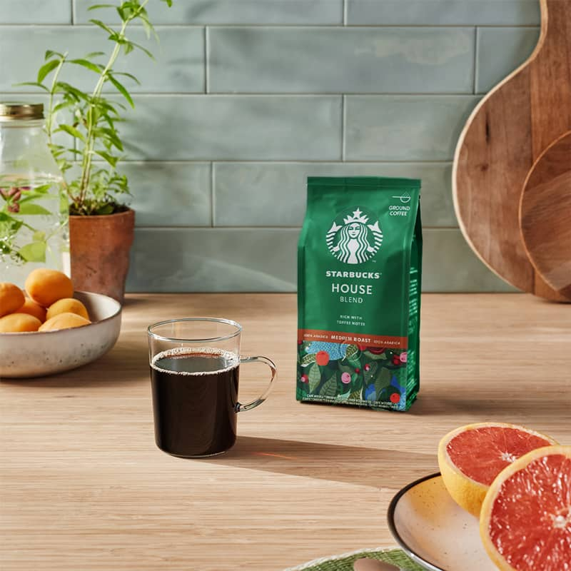 Starbucks кофе
