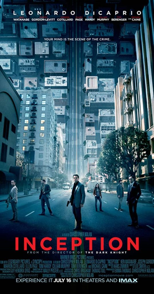 """Початок"", 2010 Студія: Warner Bros. Pictures"