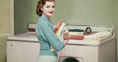 История стиральных машин