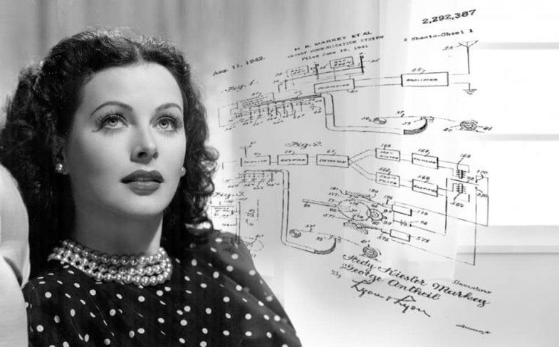 Хеді Ламарр: актриса і винахідник