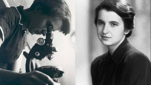 Розалинда Франклин: химик и рентгеновский кристоллограф