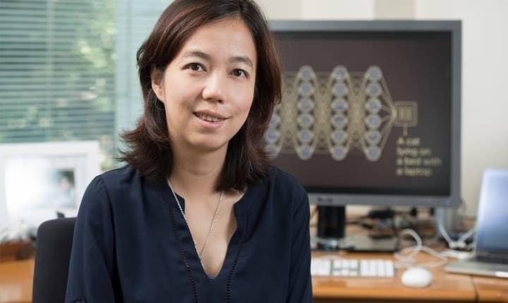 Фей-Фей Ли - профессор компьютерных наук в Стэнфорде