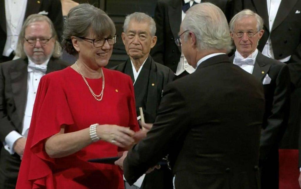 Донна Стрикленд, лауреат Нобелевской премии по физике 2018 года