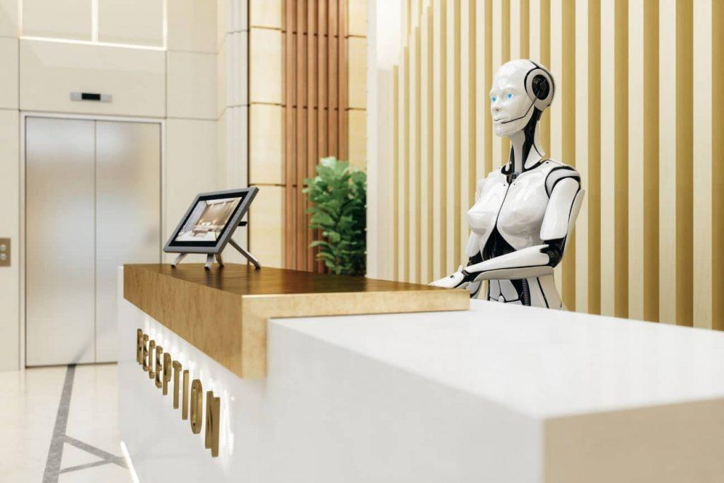 Робот администратор