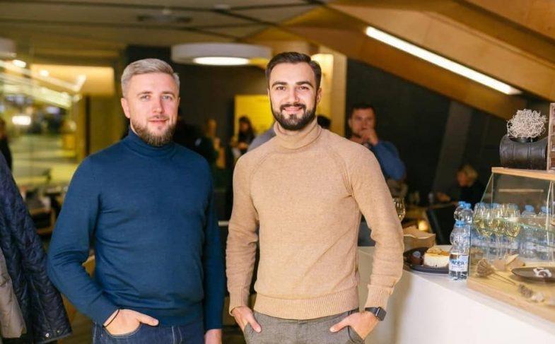 Співзасновники компанії Gaychuk Drovorub Consulting Михайло Гайчук і Тарас Дроворуб