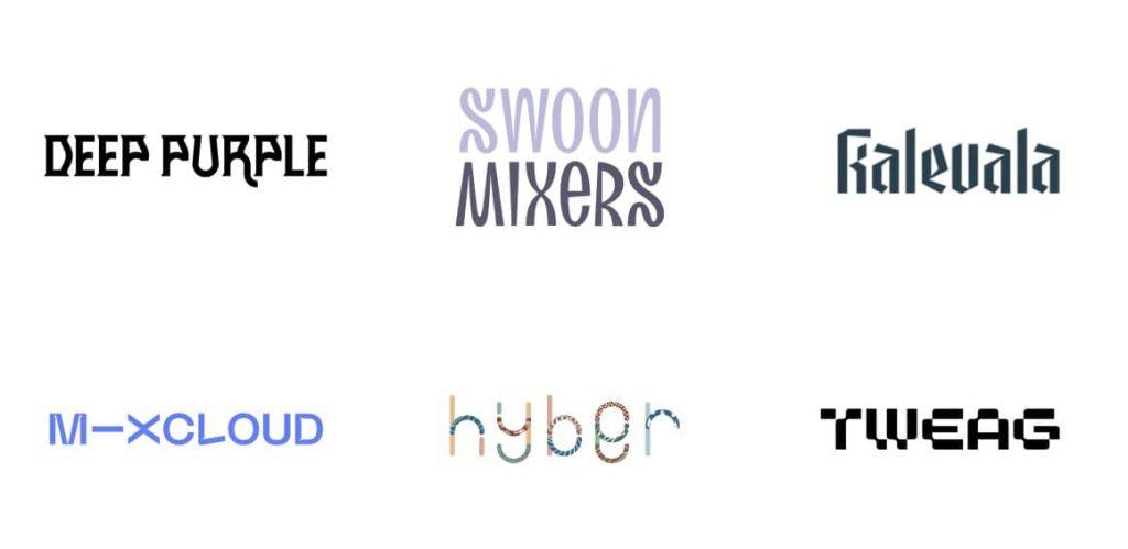 Изобретательная типографика