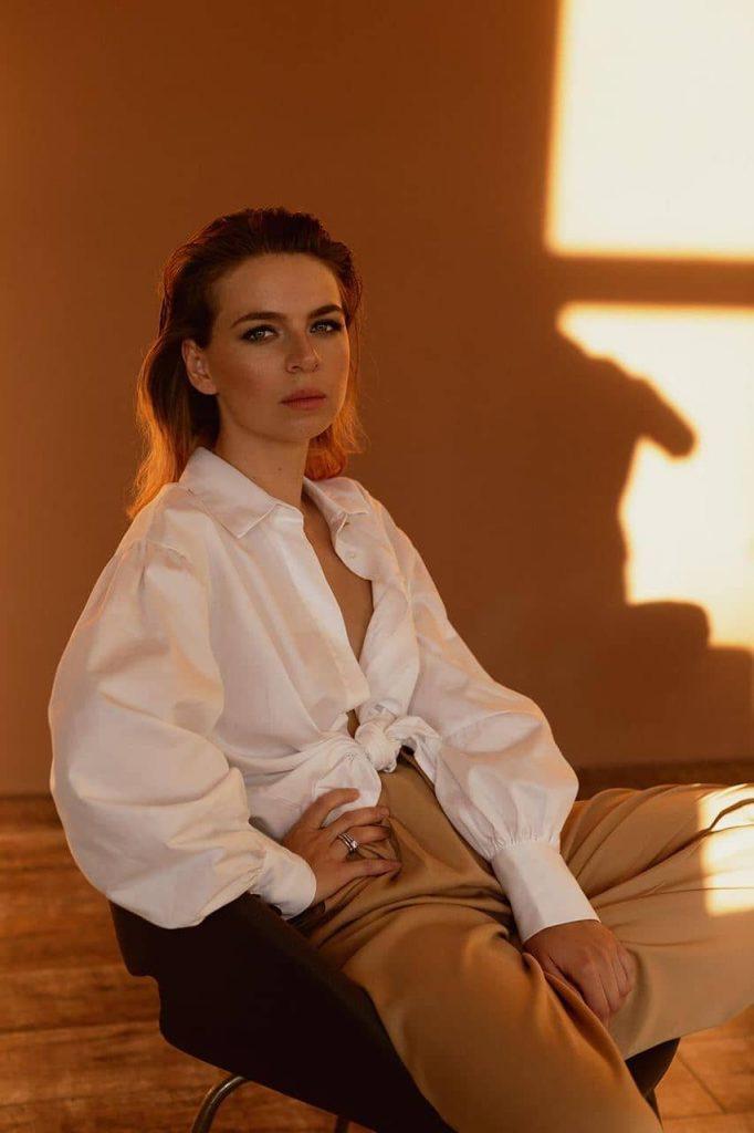 Алина Цыганок
