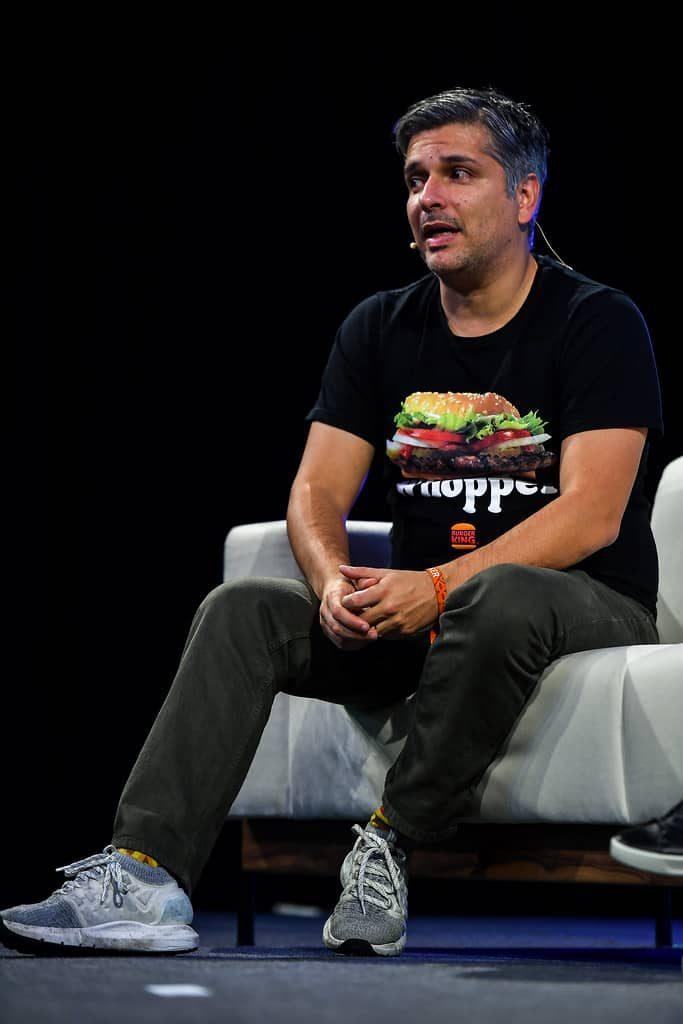 Фернандо Мачадо — маркетинговый директор Burger King