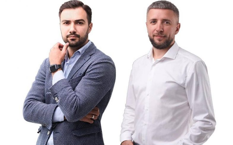 Gaychuk Drovorub Consulting. Михаил и Тарас