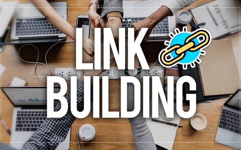 SEO link building
