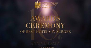 Оголошено фіналістів премії International Hospitality Awards!