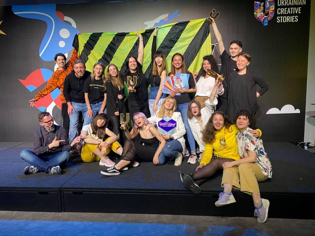 Postmen стала найкреативнішою агенцією України