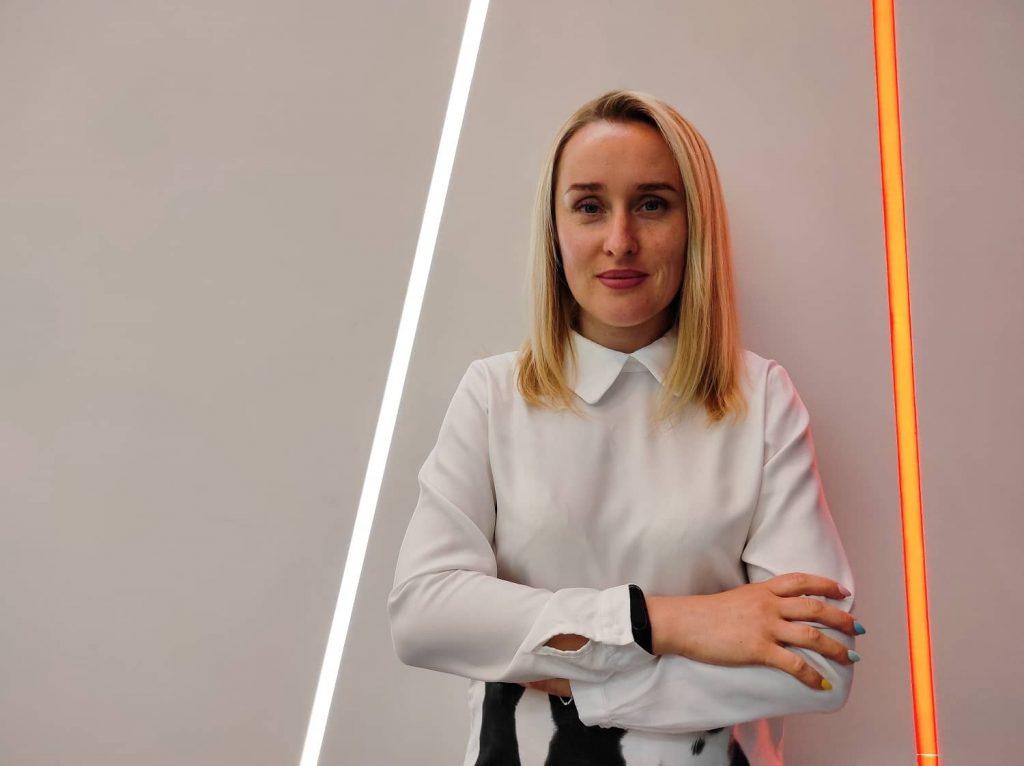Вікторія Маковська HR Team Lead IT компанії Integrity Vision