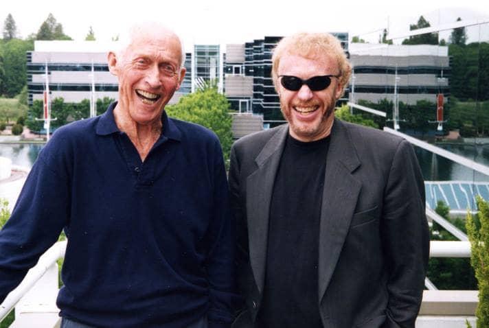 Основатели Blue Ribbon Билл Бауэрман и Фил Найт