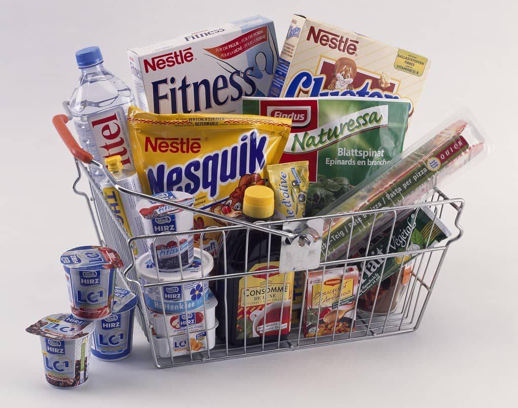 60 відсотків продуктів Nestle не корисні для здоров'я