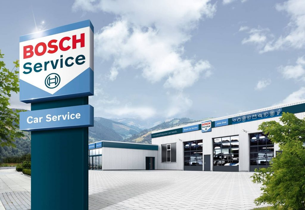 Авто Сервіс Bosch