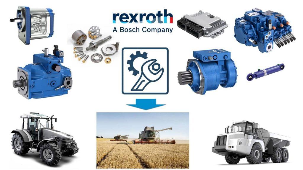 Продукція Bosch Rexroth