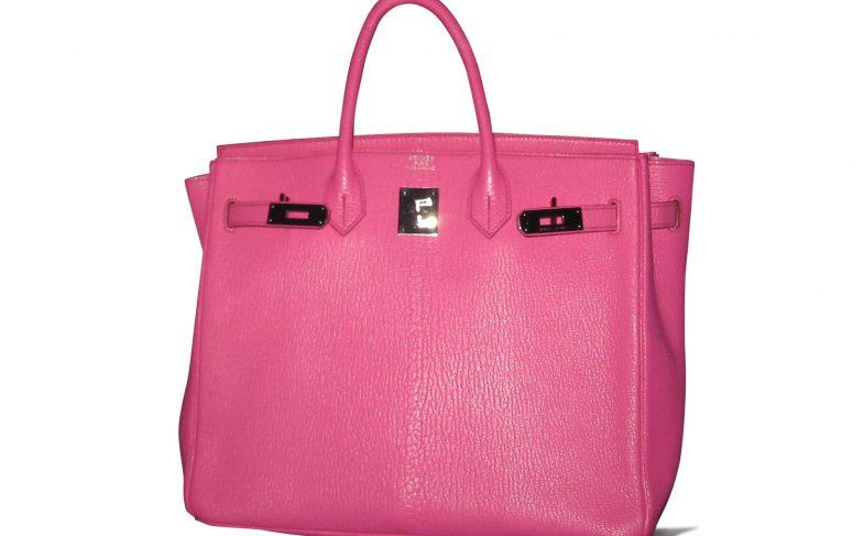 Цена культовой сумки Birkin может доходить до полумиллиона долларов