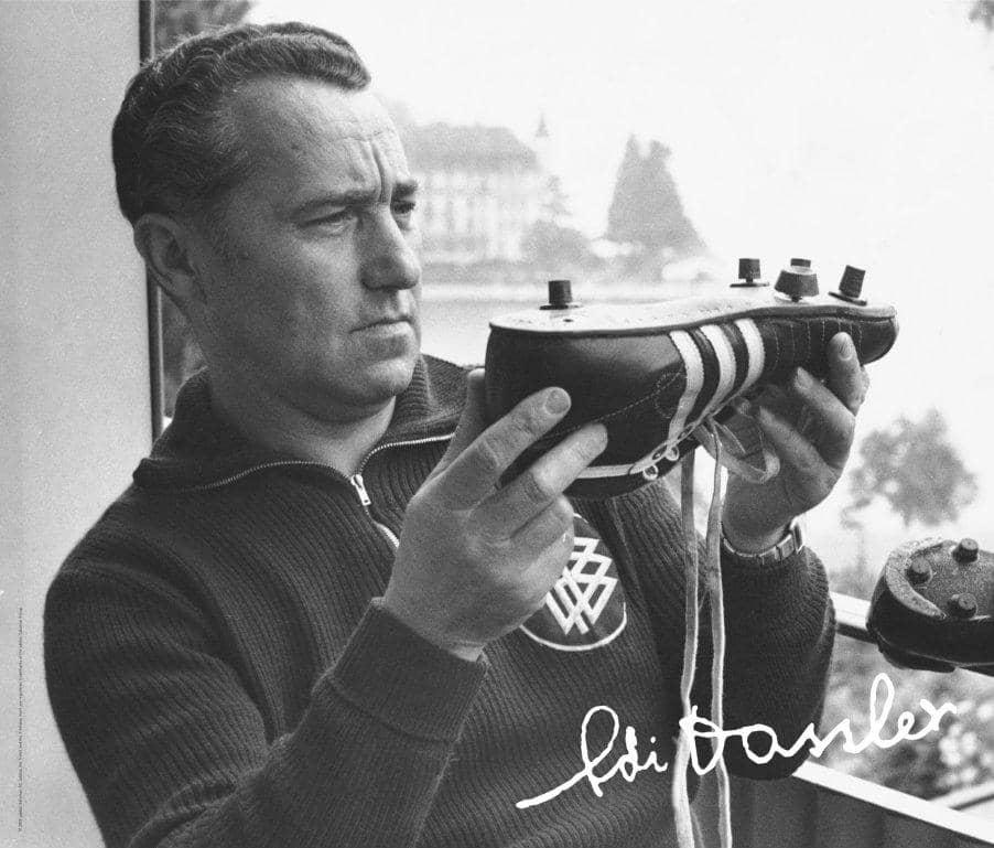 Двигателем инноваций была страсть Адольфа Дасслера к спорту
