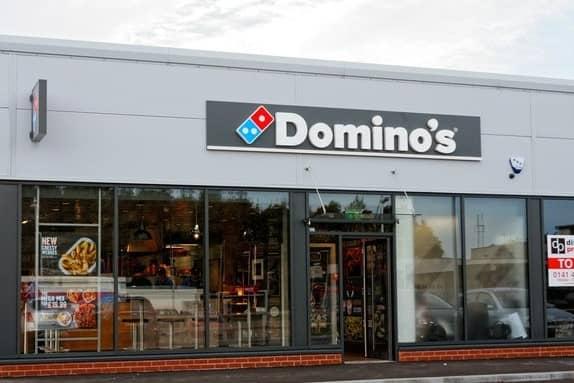 4 - Три точки на логотипе Domino's символизируют три первых ресторана сети