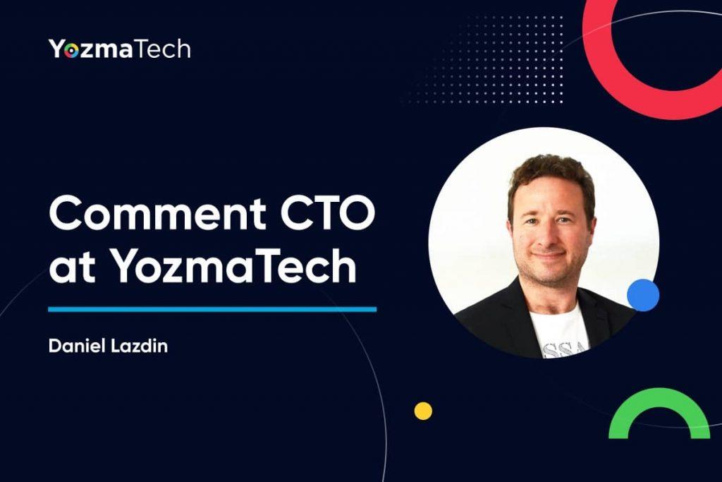 СТО ізраїльської компанії YozmaTech Daniel Lazdin