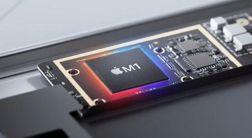 Процессор McBook Air M1